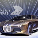 Les 100 prochaines années vues par BMW