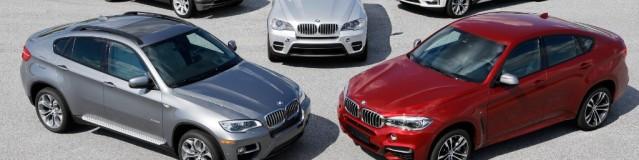 Les modèles BMW X fêtent leurs 15 ans