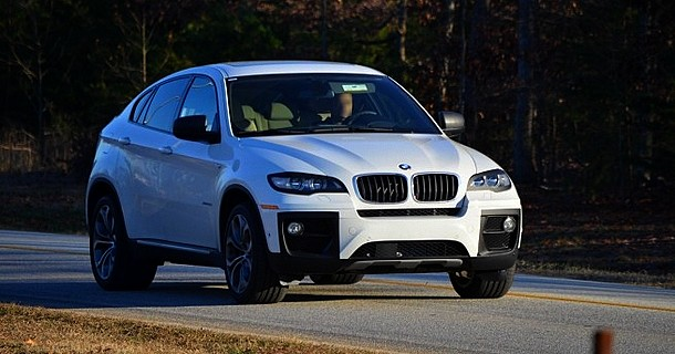 BMW X6 2012 Facelift