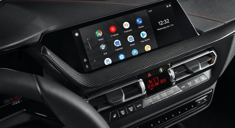 Android-auto-BMW-juillet-2020-idrive-7-