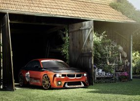 La BMW 2002 Hommage à Pebble Beach