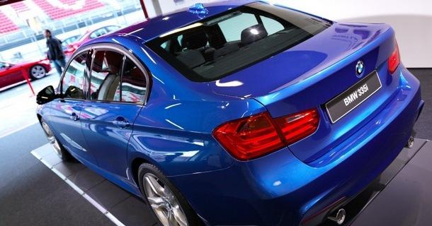 BMW 335 i-F30-M-Sport