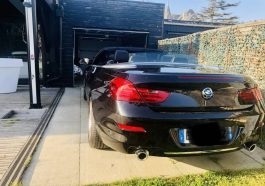 BMW 640D Cab Exclusive
