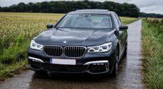 Test BMW-750Li