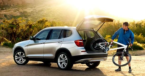Accessoires BMW 2012