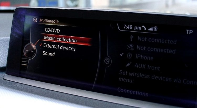 BMW Audio Hifi 676 option Flac Deezer