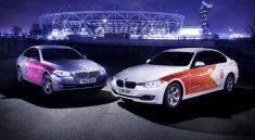 BMW JO 2012 Londres
