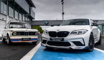 BMW-M2-Competition-Edition-Héritage-2019