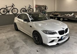 BMW M2 GTS Mode TrackDay 2019