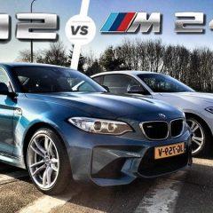 BMW M2 vs 240i