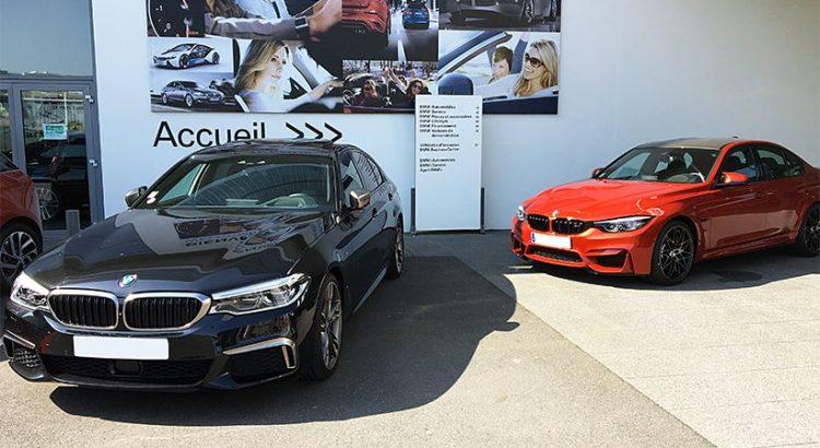 BMW M3 2018 individual