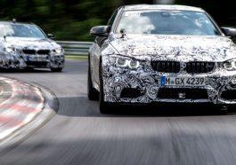 BMW M3 BMW M4 2014 Puissance
