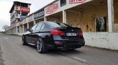 BMW M3 F80 Black Sapphire