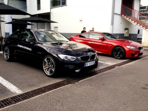 BMW M3 M4 Magny Cours 2014-s