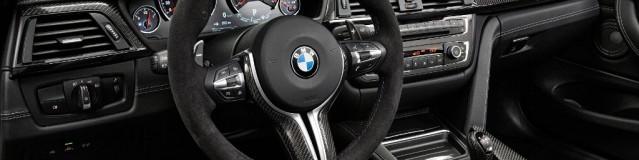 Pièces BMW Performance pour M3 et M4