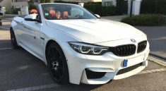 BMW M4 Cab Pack Competition