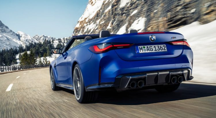 BMW M4 Competition Cabriolet 2021