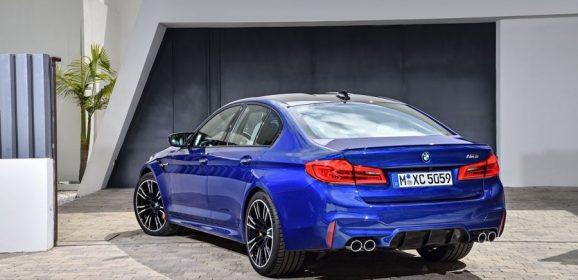 Nouvelle BMW M5 F90