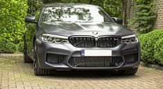 BMW M5 F90 Artic Grey