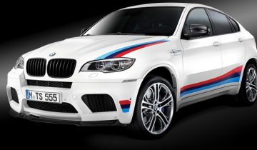 BMW X6M Design Edition