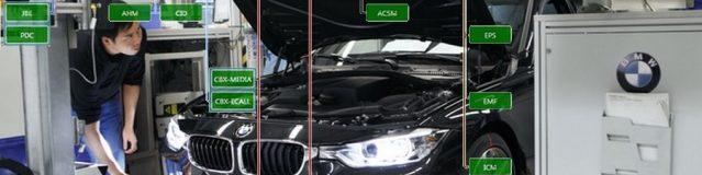 Mise à jour de votre BMW