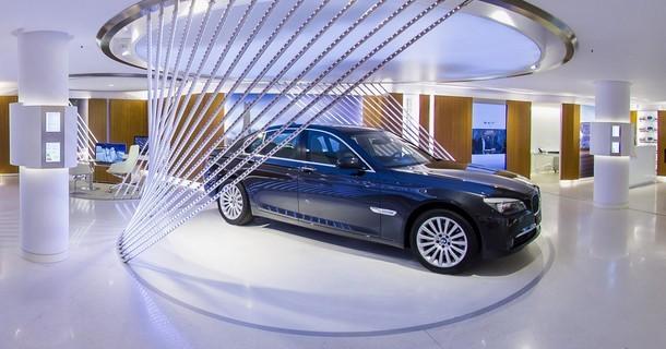 BMW Paris Concept Store