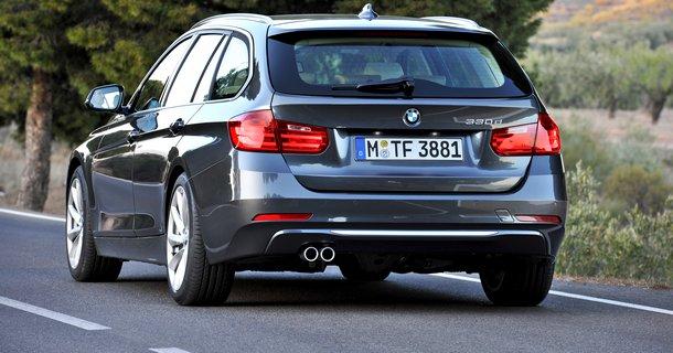 BMW Série 3 Touring 2012 F31