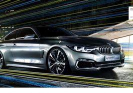 BMW Série 4 concept