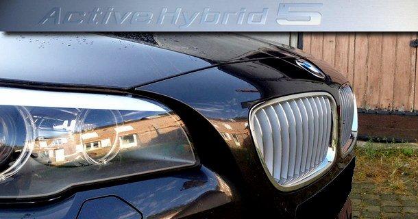 BMW Série 5 ActivHybride AH 2012 35i