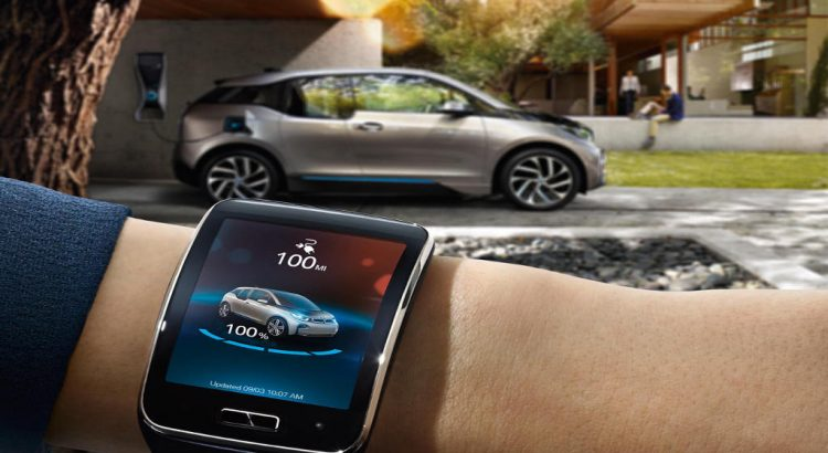 BMW Samsung Gear