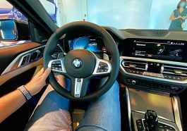BMW Série 4 coupé G22 2020