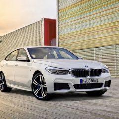 La BMW Série 6 Gran Turismo est arrivée
