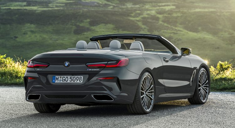 BMW Serie 8 Cabriolet 2019-17
