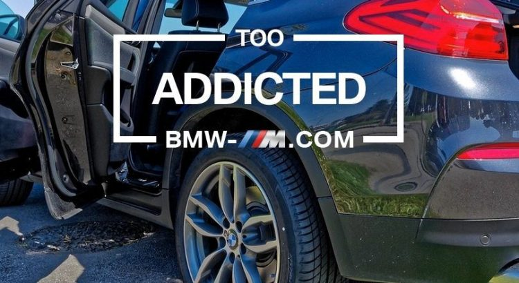 BMW Too Addicted X4 F26