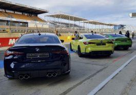 BMW Tour 2021 Le Mans