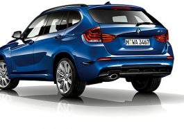 BMW X1 Facelift 2014