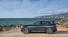 BMW X3 25D G01 2018