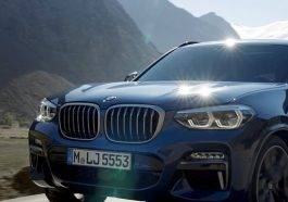 BMW X3 G01 2017 Officiel