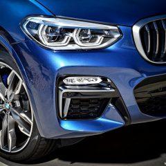 Photos, finitions et caractéristiques du BMW X3 G01
