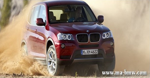 BMW X3 Off-Roader of the Year 2011