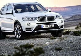 BMW X3 facelift 2014