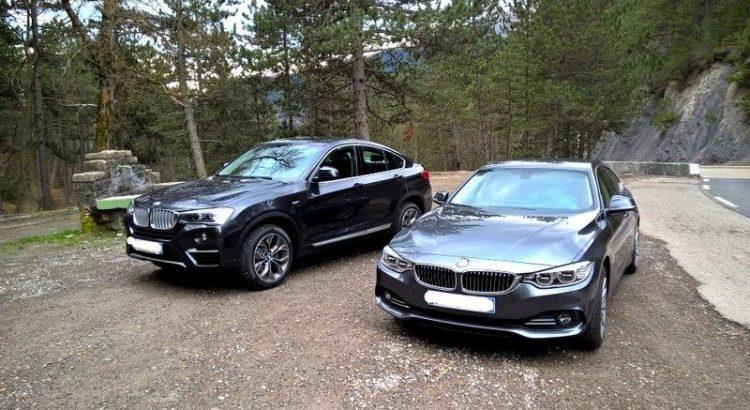 BMW X4 4GC 2016