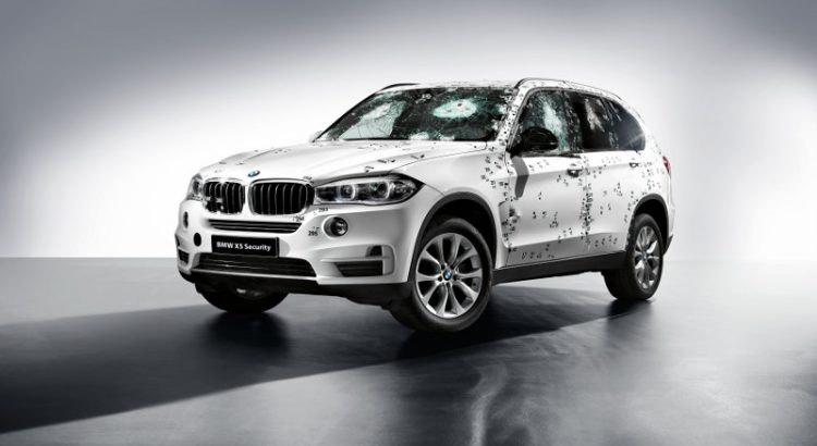 BMW X5 F15 Security Plus