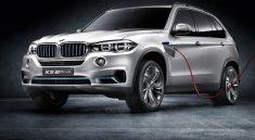 BMW X5 eDrive concept Hybride