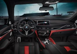 BMW X5M X6M Black Fire Edition 2017