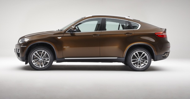 BMW X6 2012 LCI Facelift