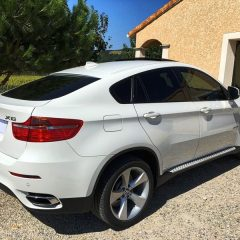 BMW X6 50i V8 2008 – Toujours top !