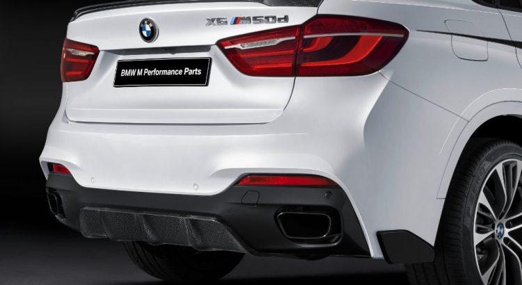 BMW X6 F16 M Performance
