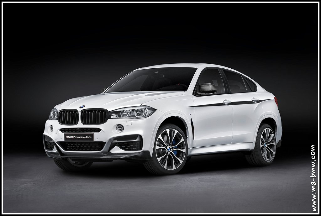 BMW X6 F16 M Performance Parts-2