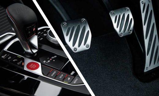 BMW boite manuelle embrayage boite auto